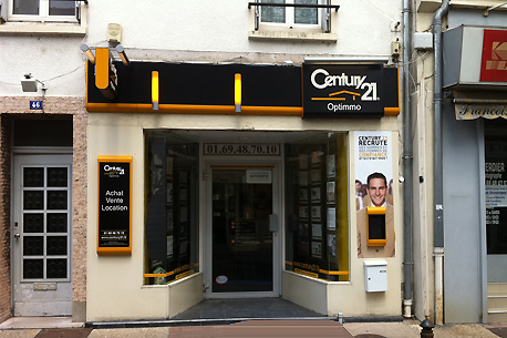 Agence immobilière CENTURY 21 Optimmo à YERRES